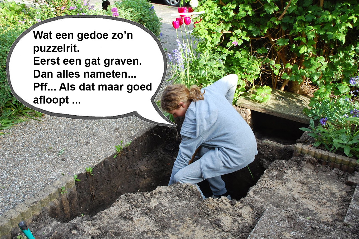 13_Gat graven